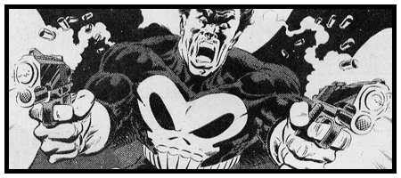Episode 201: The Punisher – Circle of Blood