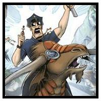 Episode 241: Axe Cop – Bad Guy Earth