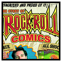 Episode 322: The Story of Rock 'N' Roll Comics