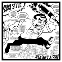 Episode 350: The Comic Book History of Comics